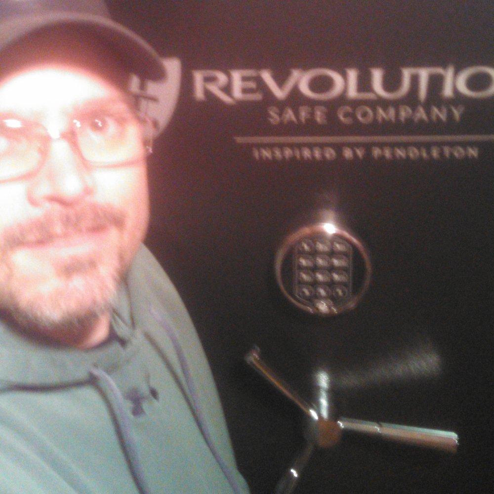 Love my Revolution Safe - Easiest transaction in the world - Revolution guy till I die!