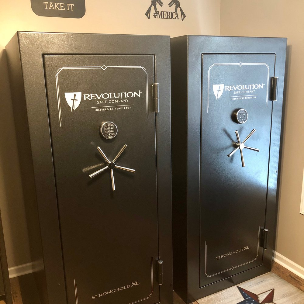 Received my second Revolution Safe today - there is no better value anywhere! -- Rob D.
