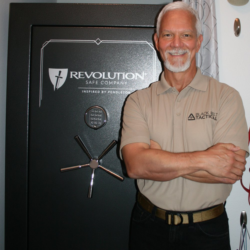 Revolution safes are the best in both quality and customer service, period! If you are looking for a safe, look no further. -- Richard Borecky, Co-Founder & Managing Director, Black Belt Tactical, LLC